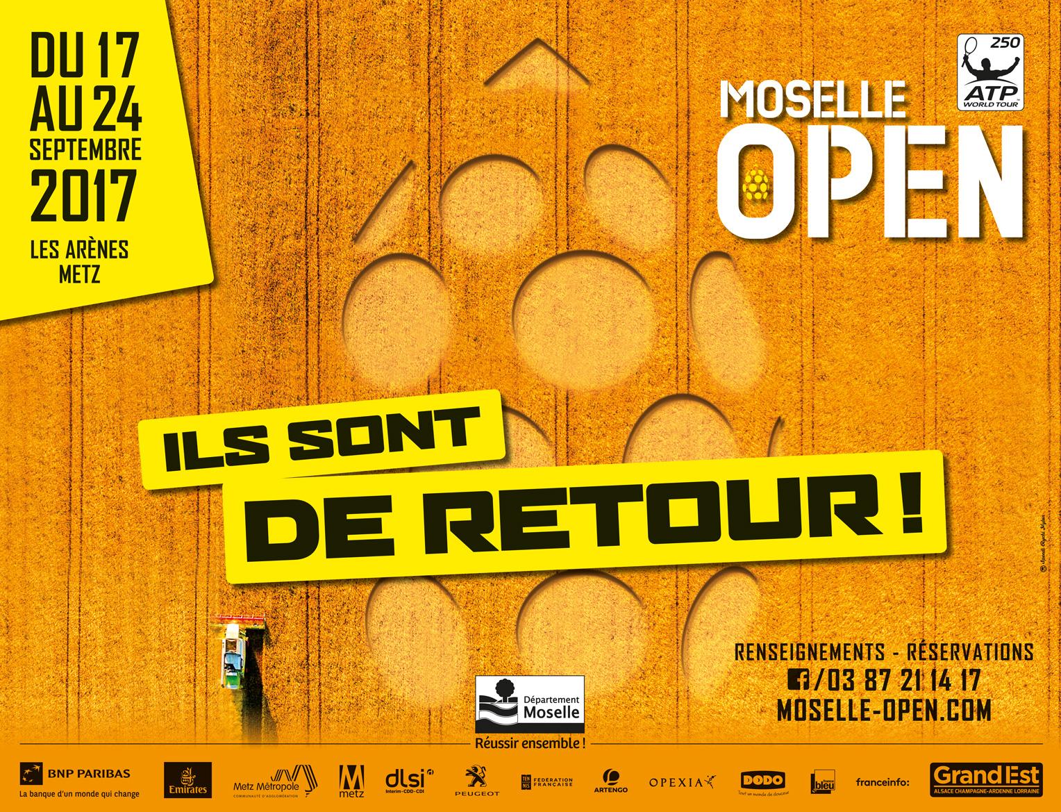 Moselle Open 2017
