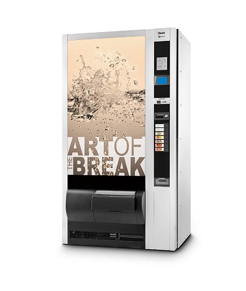 distributeur automatique snack